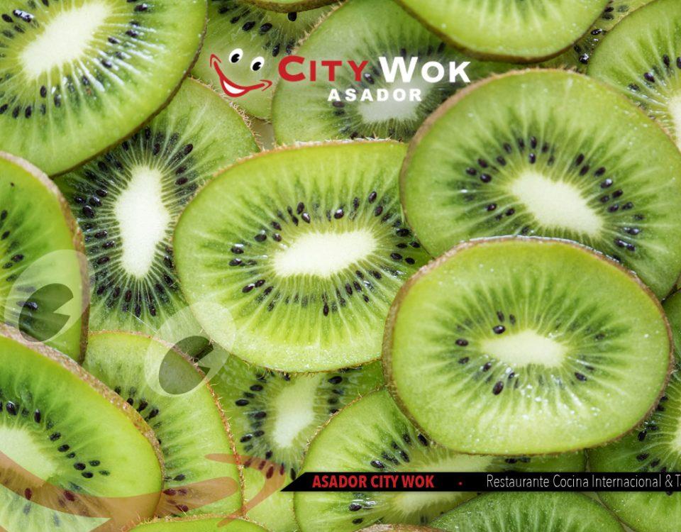 propiedades y beneficios del kiwi citywok