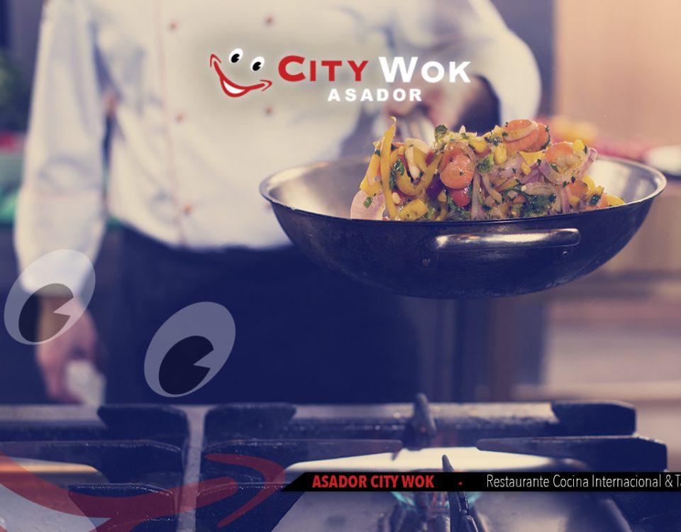 ¿Por qué comer en un Wok?