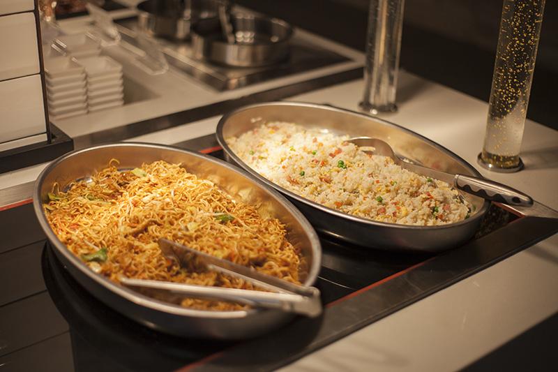 Gastronomía oriental City Wok