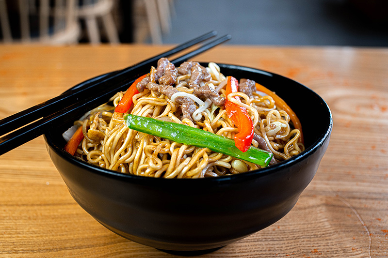Comida china - City Wok