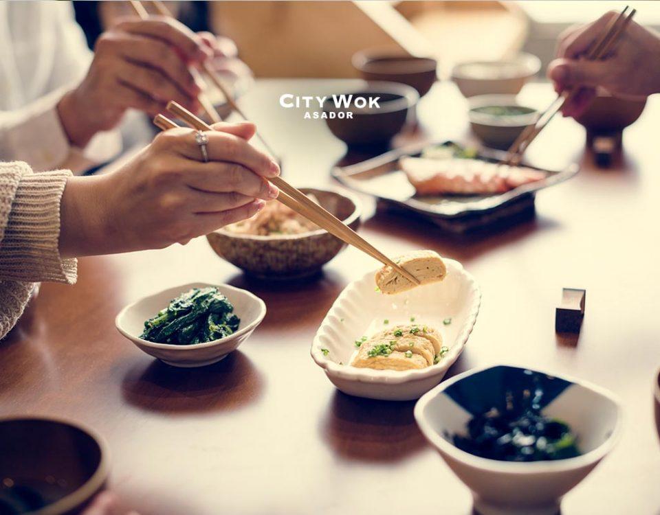 Tu buffet libre japonés
