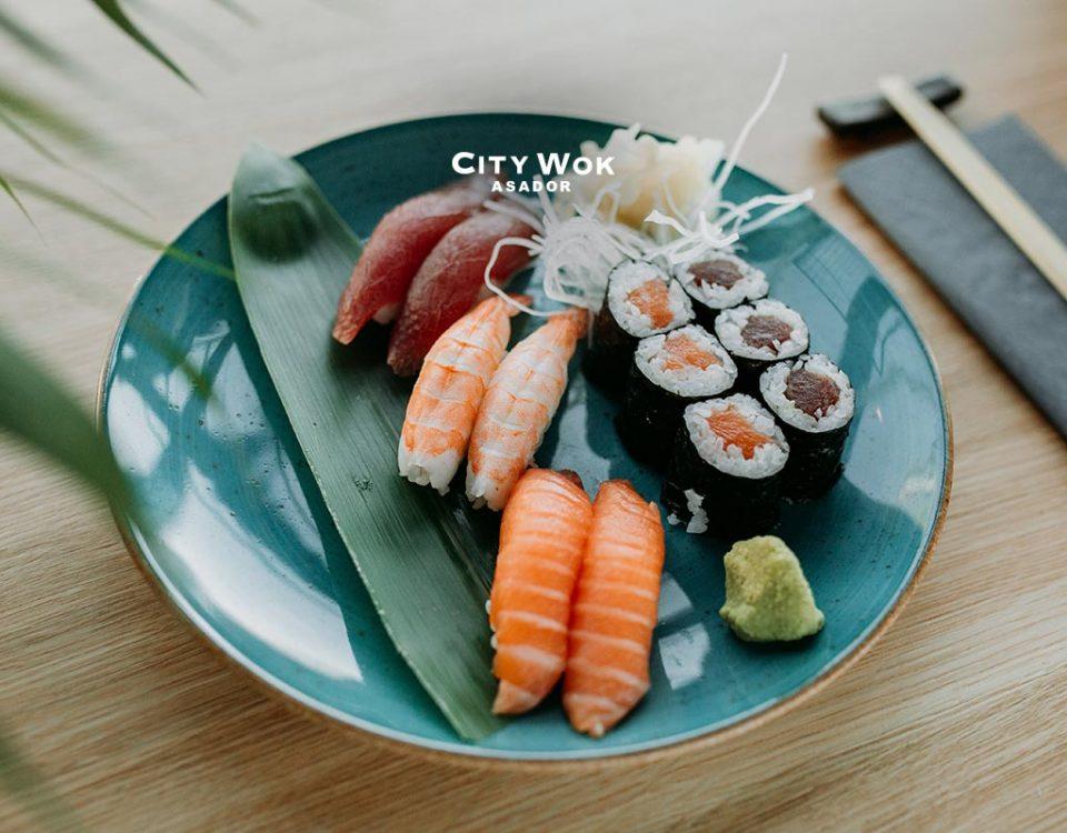 Encuentra lo mejor del sushi a domicilio