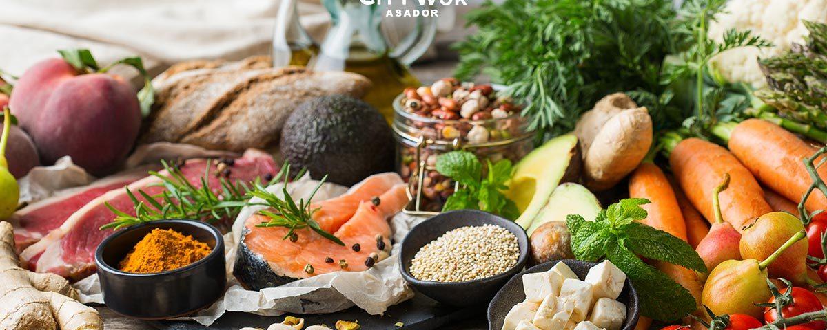 Lo mejor de la gastronomía mediterránea