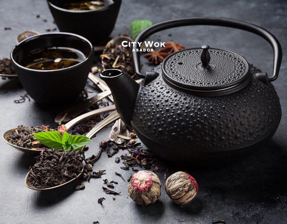 ¿Por qué se consume tanto té en China?